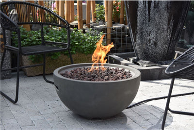 Modeno Nantucket Fire Bowl - Fire Pit Oasis