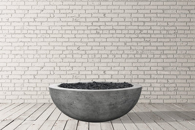 Prism Hardscapes Moderno 4 Fire Pit - Fire Pit Oasis