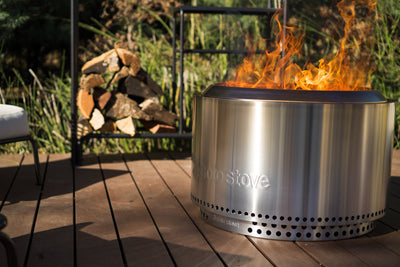Solo Stove Yukon Fire Pit - Fire Pit Oasis