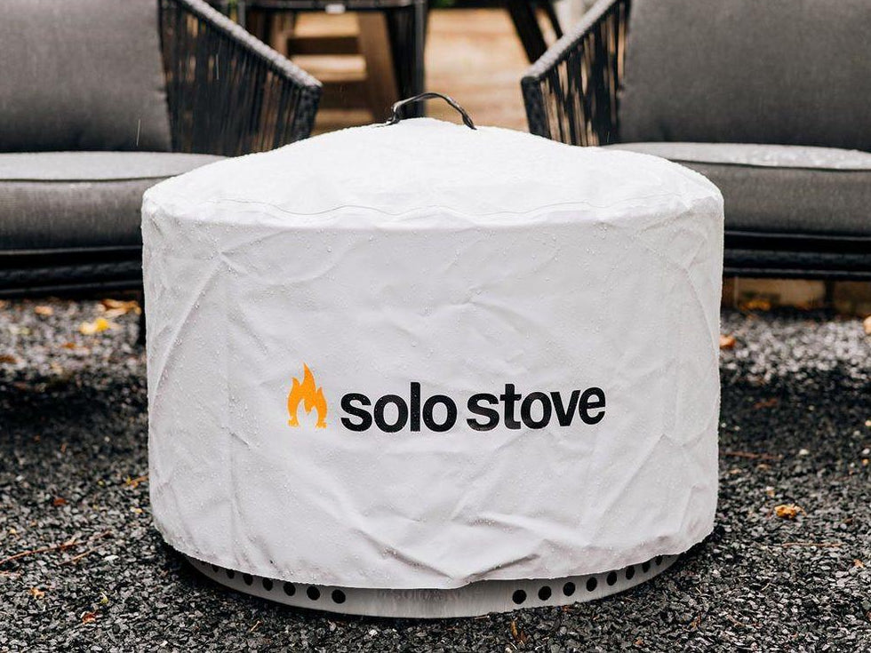 Solo Stove Yukon Shelter Fire Pit Oasis