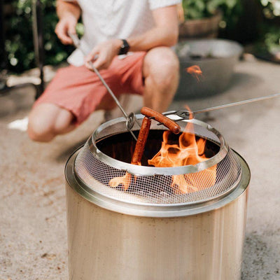 Solo Stove Yukon Shield - Fire Pit Oasis