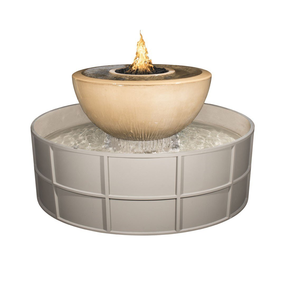 "TOP Fires by The Outdoor Plus 360° Sedona 60"" - Fire Pit Oasis"