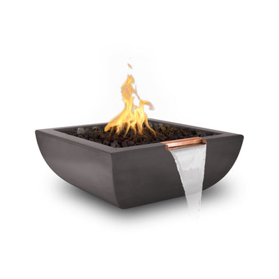 "TOP Fires by The Outdoor Plus Avalon Fire & Water Bowl 24"" - Fire Pit Oasis"
