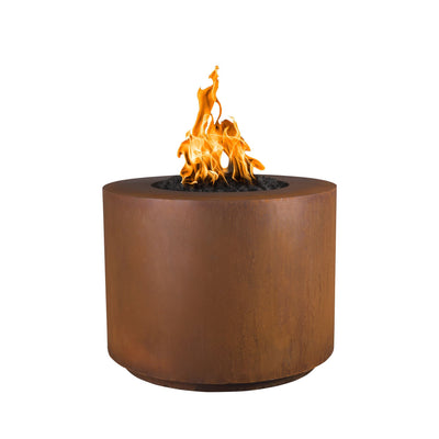 "TOP Fires by The Outdoor Plus Beverly Metal Fire Pit 36"" - Fire Pit Oasis"