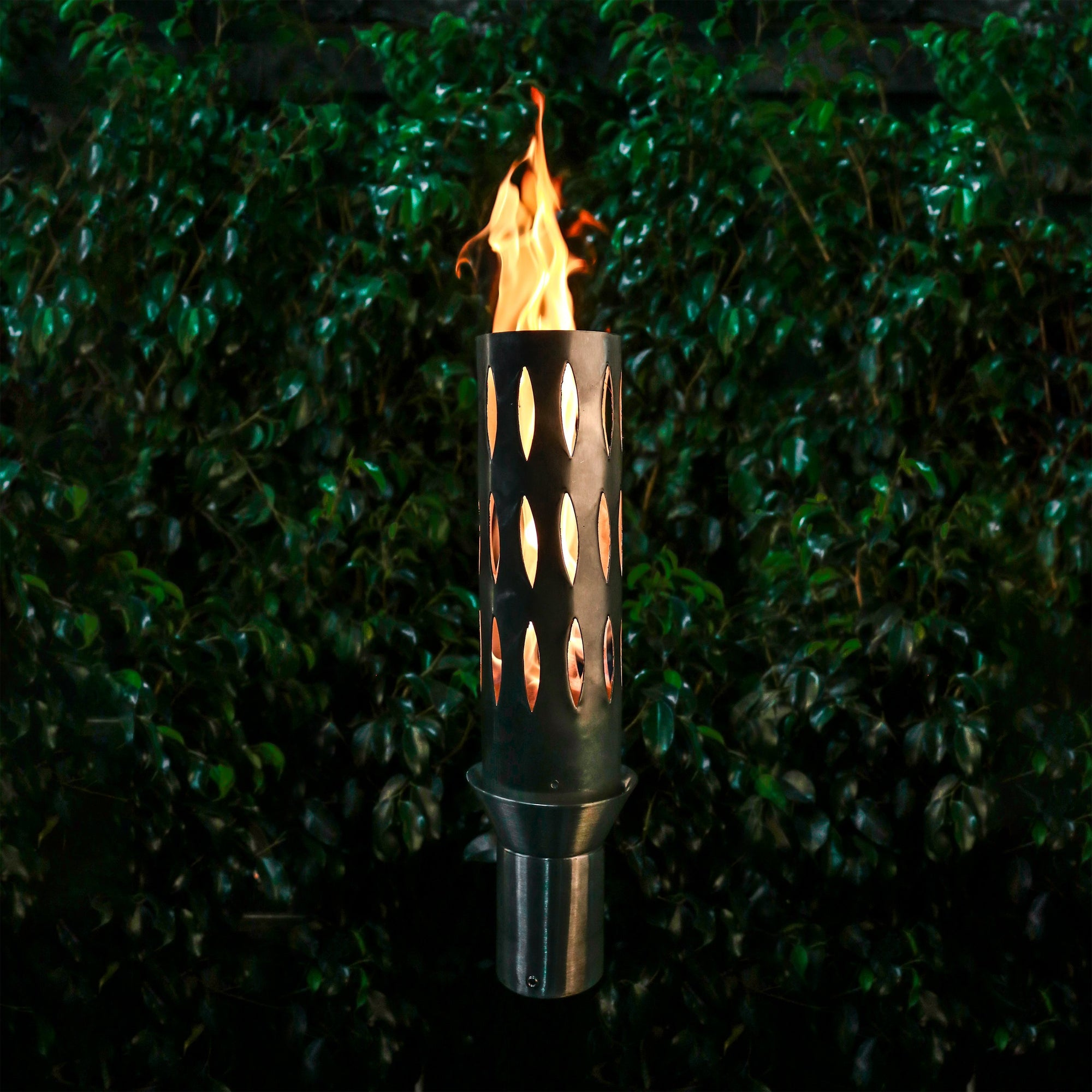 TOP Fires by The Outdoor Plus Ellipse Fire Torch - Fire Pit Oasis
