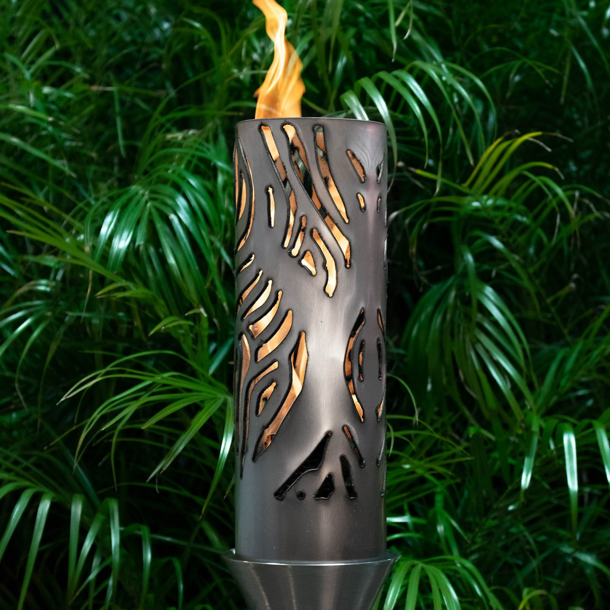 Top Fires by The Outdoor Plus Hawi Fire Torch - Fire Pit Oasis