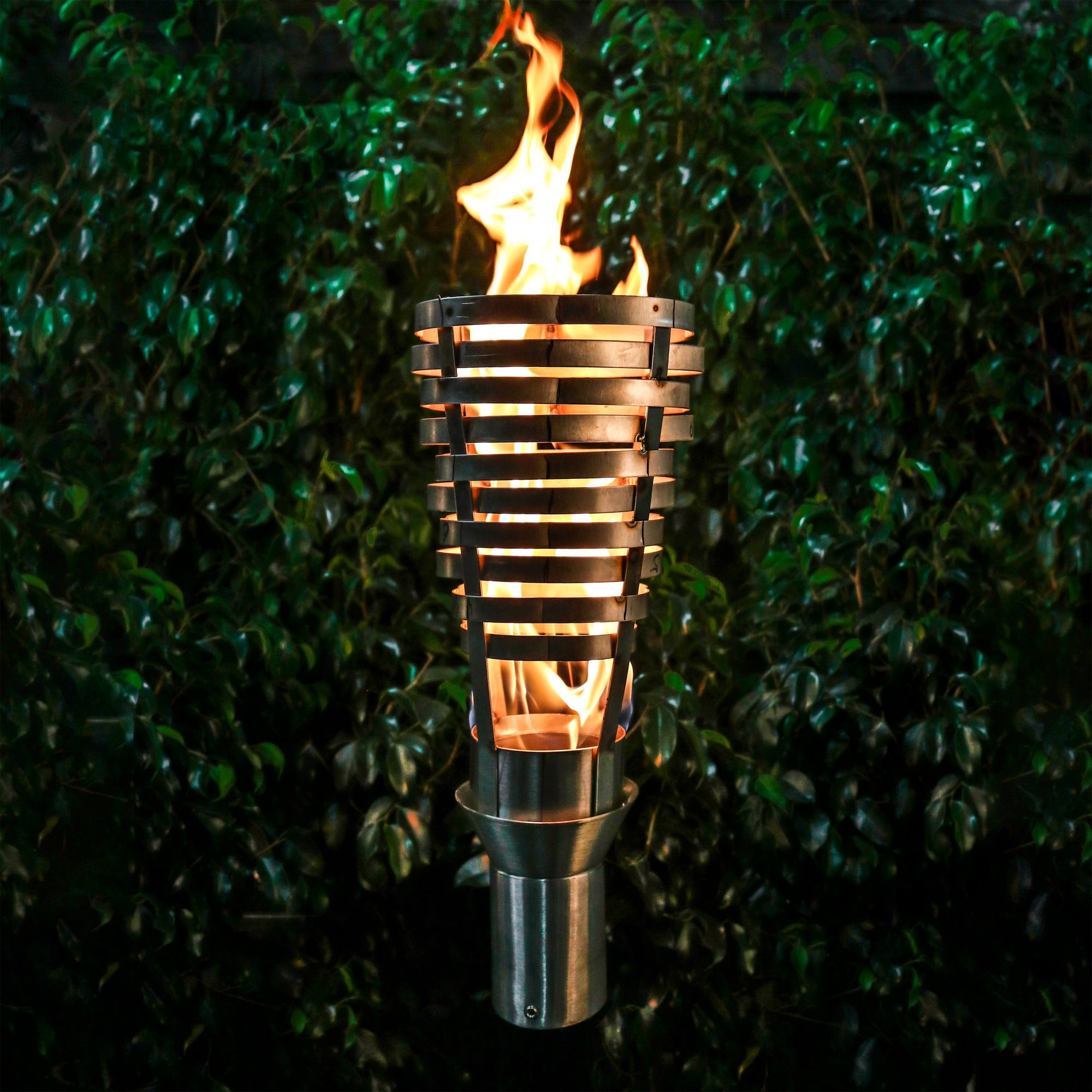 TOP Fires by The Outdoor Plus Hercules Fire Torch - Fire Pit Oasis