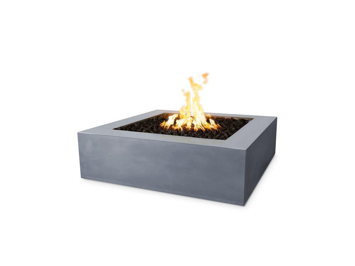 "TOP Fires by The Outdoor Plus Quad GFRC 36"" Fire Pit - Fire Pit Oasis"