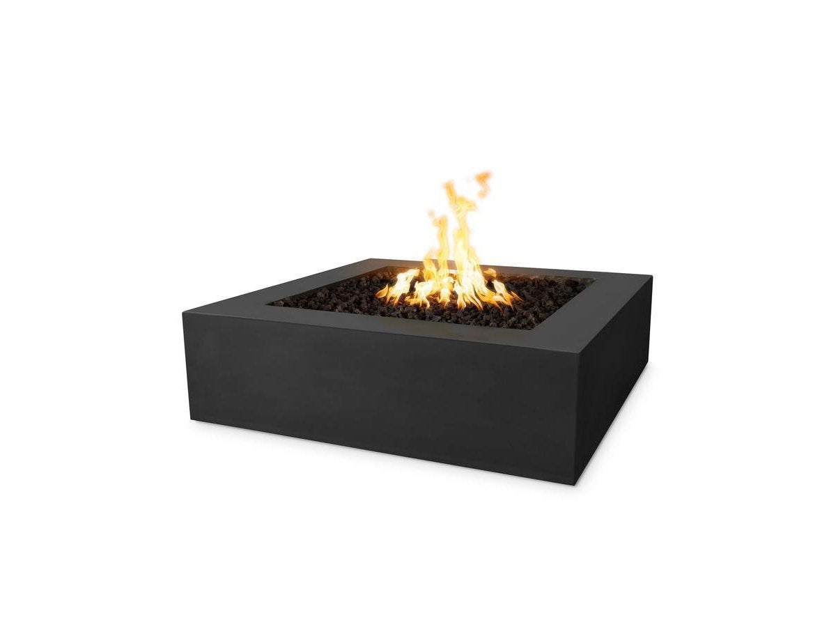 "TOP Fires by The Outdoor Plus Quad GFRC 42"" Fire Pit - Fire Pit Oasis"
