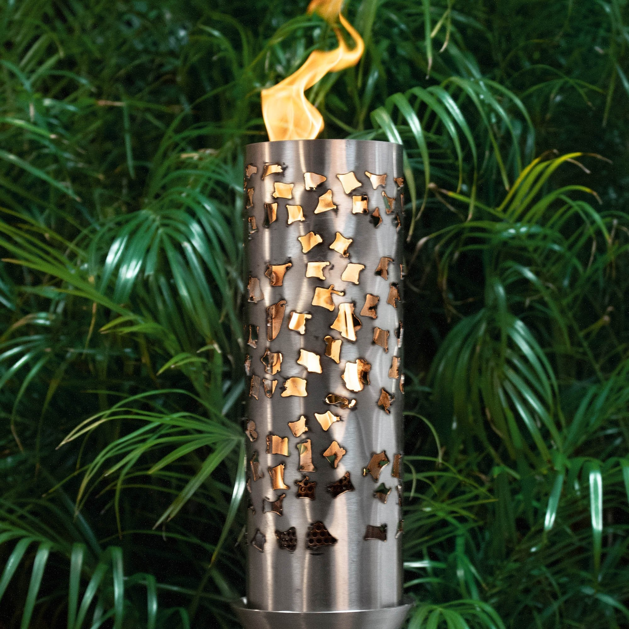 TOP Fires by The Outdoor Plus Shotgun Fire Torch - Fire Pit Oasis
