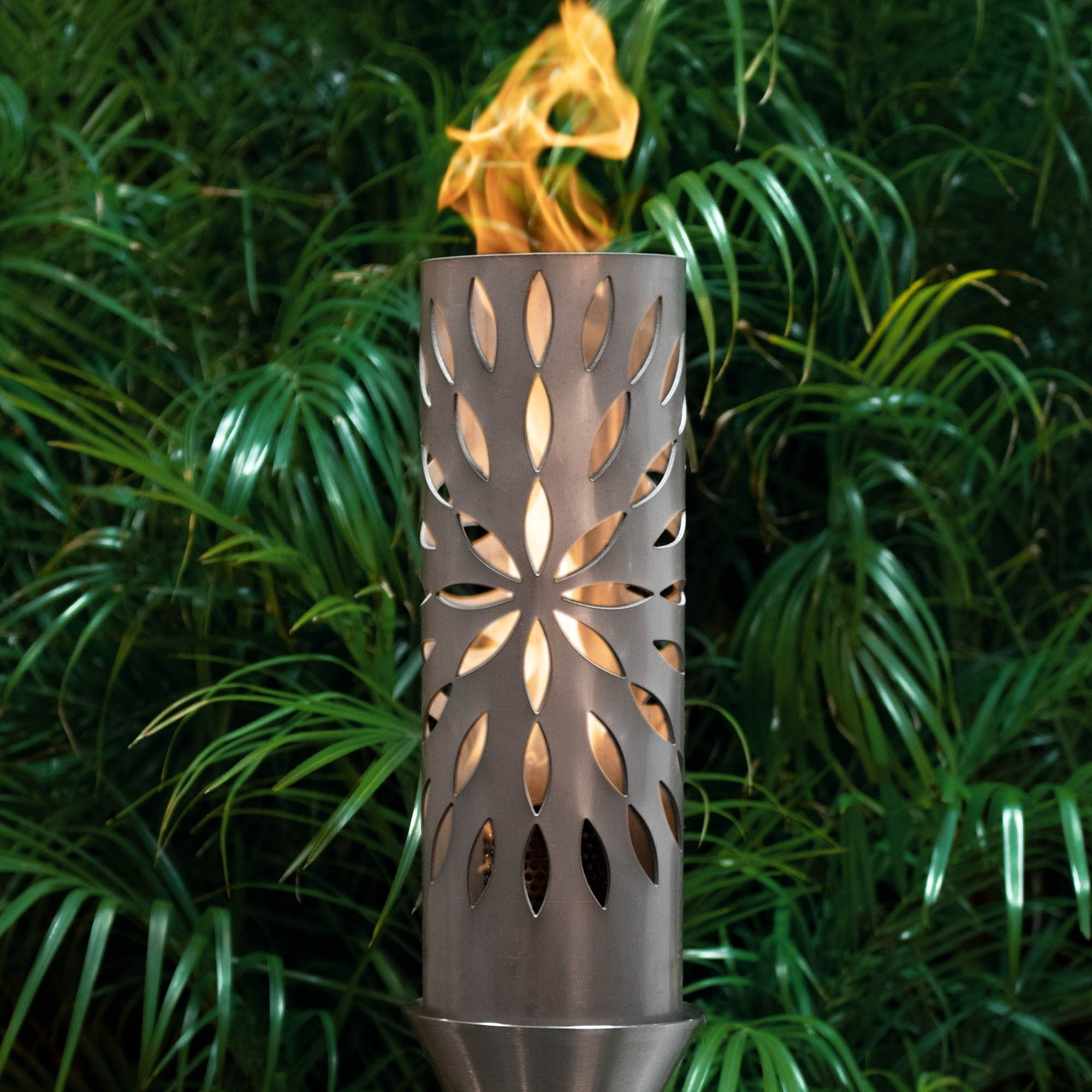 TOP Fires by The Outdoor Plus Sunshine Fire Torch - Fire Pit Oasis