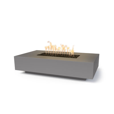 "TOP Fires by The Outdoor Plus Cabo Linear 66"" Fire Table - Fire Pit Oasis"