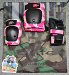 EXITE Critters Original - PINK CAMO - 3 pack protection (youth)