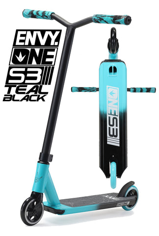 ENVY ONE S3 - Teal/Black
