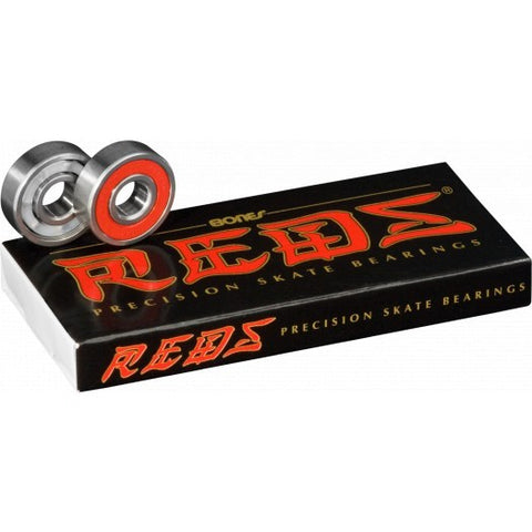 Bones Reds - 8 Pack of Bearings