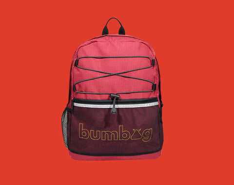 BUMBAG Sender Sport Backpack - Burgundy
