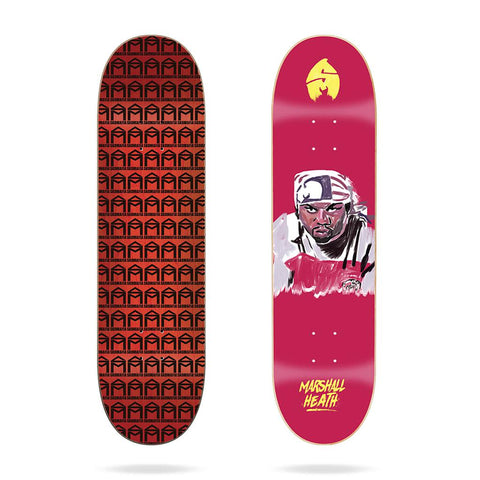 "SK8MAFIA 8.1 - MARSHALL HEATH ""4EVA"" - SKATEBOARD DECK"