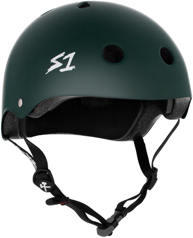S-ONE Lifer Helmet - Dark Green Matte