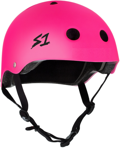 S-ONE Lifer Helmet - Hot Pink Gloss