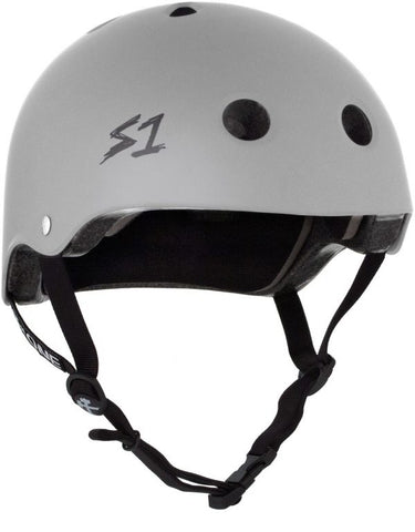 S-ONE Lifer Helmet - Light Grey Matte