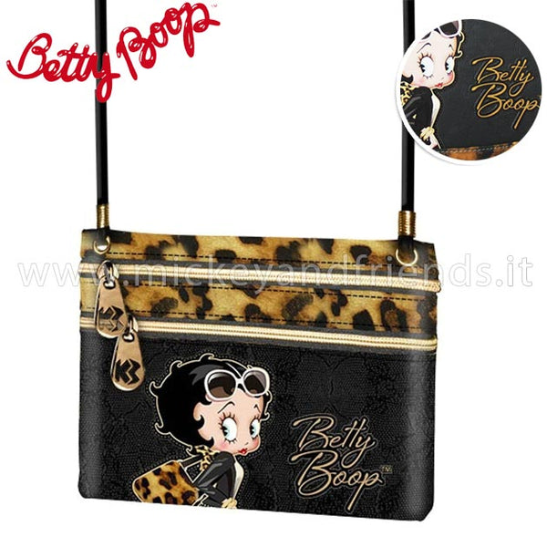 Betty Boop - Borsa Tracolla Action Mini - 46322 - Leopard
