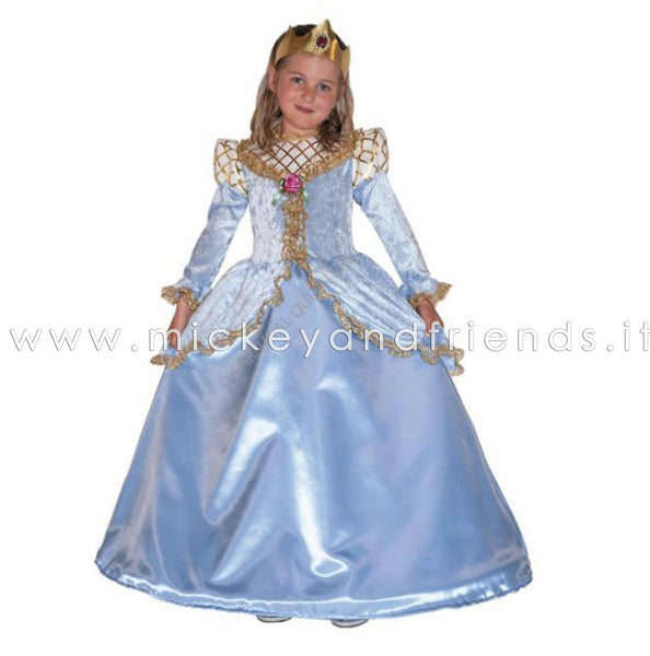 COSTUME CENERENTOLA EASY MAGIC