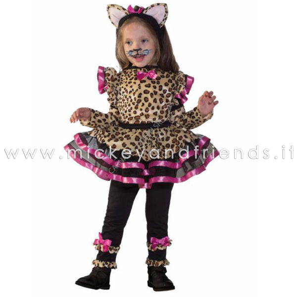 COSTUME GATTINA FANCY MAGIC