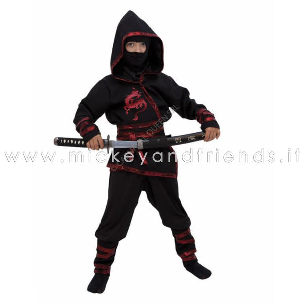 COSTUME NINJA EASY MAGIC