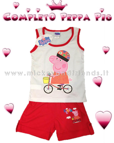 Completo Peppa Pig