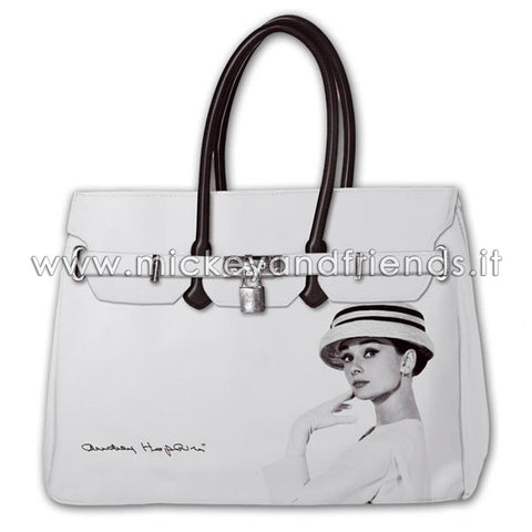 BORSA AUDREY HEPBURN KELLY PARIS