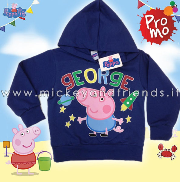 Felpa George Peppa Pig Blue