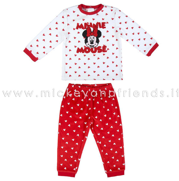 PIGIAMA NEONATA MINNIE DISNEY