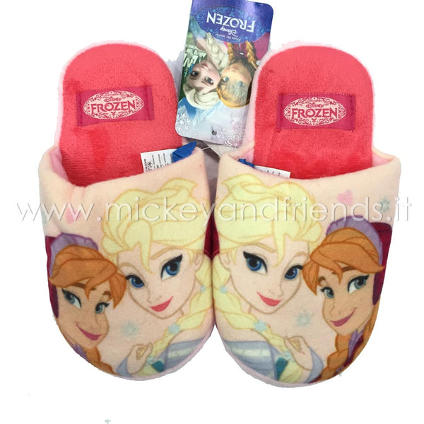 the latest c55a1 50fe9 Pantofole Disney Frozen | Anna & Elsa – Mickey and Friends ...