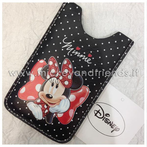 Portacellulare minnie bow