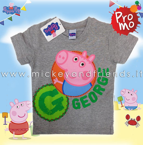 T-shirt George Peppa Pig