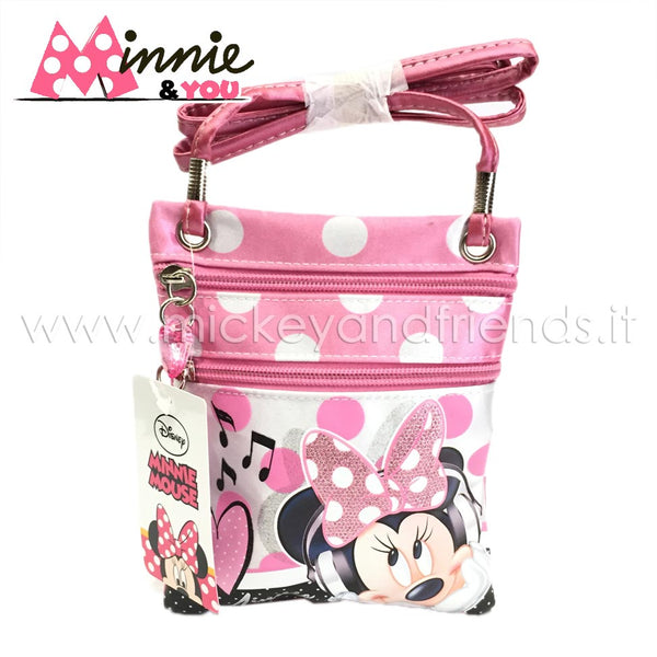 Borsa Minnie tracolla Music 41464