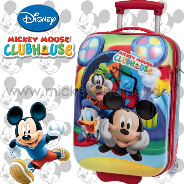 Trolley Viaggio Topolino Mickey & Friends
