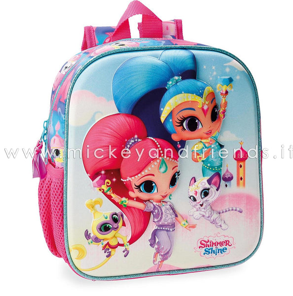 ZAINO SHIMMER AND SHINE 3D