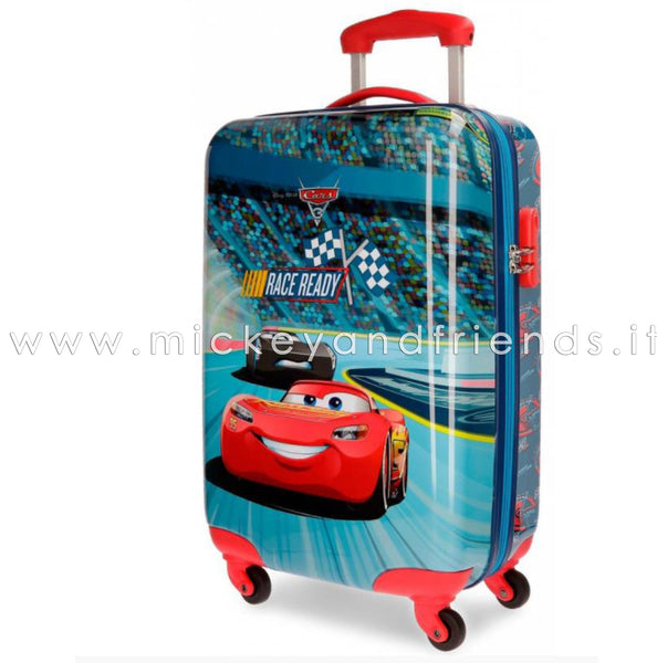 best cheap best value new arrivals TROLLEY VIAGGIO CARS | BAGAGLIO| VALIGIA BAMBINO DISNEY ...