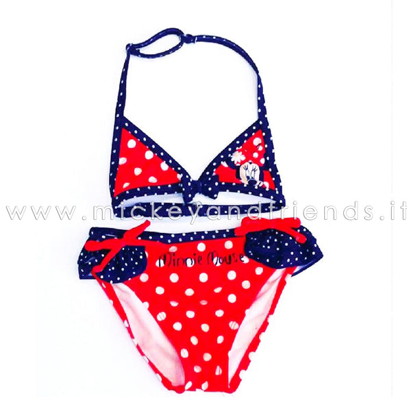 9b09570e30a1 MINNIE COSTUME BIKINI MARE BAMBINA DISNEY – Mickey and Friends Shop ...