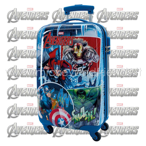 Trolley viaggio The Avengers Street