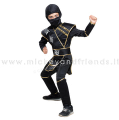COSTUME ACTION NINJA EASY FANCY