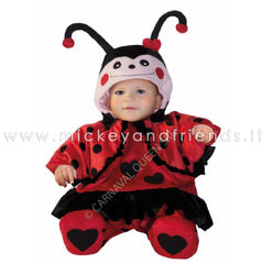 COSTUME COCCINELLA FANCY MAGIC
