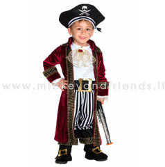 COSTUME CORSARO FANCY MAGIC
