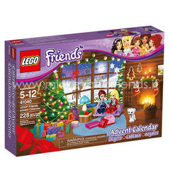 Calendario dell'avvento 2014 - Lego Friends 41040