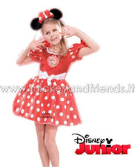 Costume Minnie Rossa Disney | Carnevale