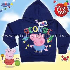 Felpa George Peppa Pig | Blue