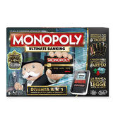Hasbro Games - Gioco Monopoly Ultimate Banking