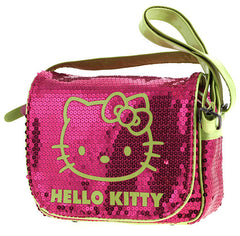 Hello Kitty Borsa Tracolla Urban Chic Fucsia