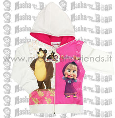 Felpa Estiva Masha and the Bear | Panna